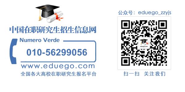 中国在职研究生招生信息网二维码