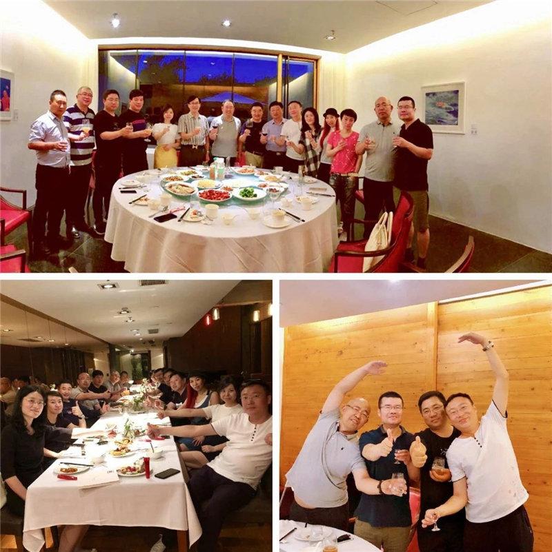 香港公开大学MBA欢乐的聚餐