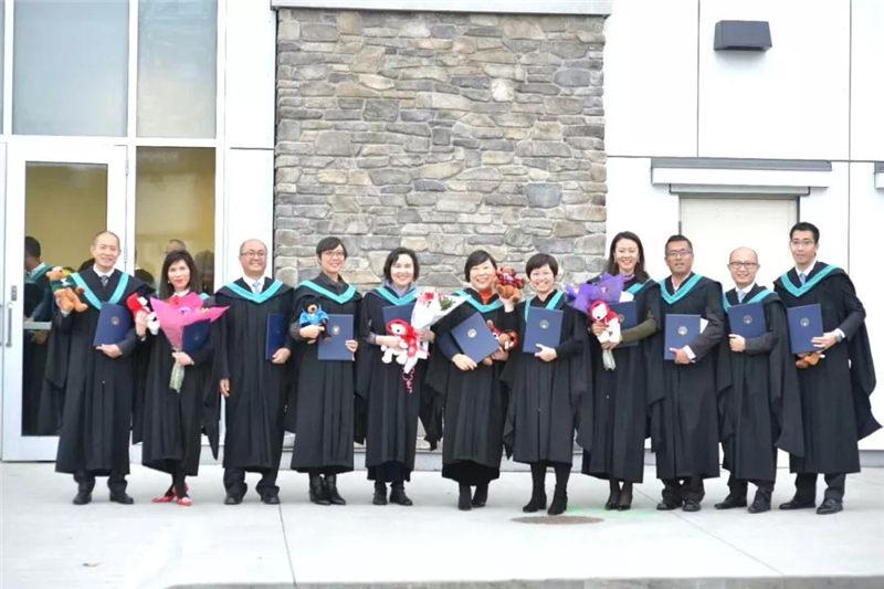 加拿大西三一大学学位项目中国管理中心