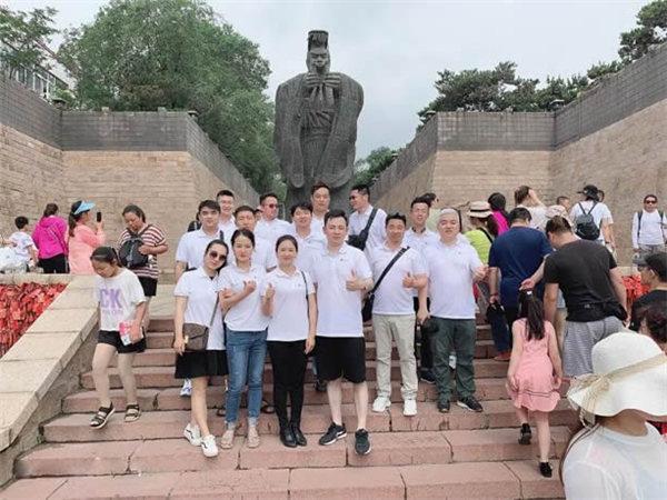 香港公开大学MBA学位班游学合影02
