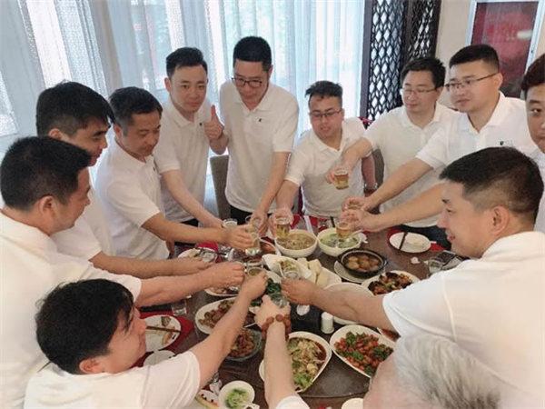 香港公开大学MBA学位班聚餐