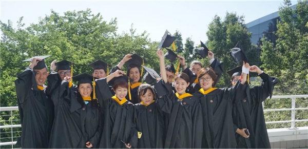 索菲亚大学工商管理硕士(MBA)赴美畢業典禮03